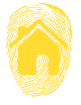 mark mitchell fingerprint home icon